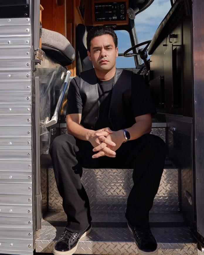 Gabriel Chavarría interpreta a A.B. Quintanilla en Selena: la serie
