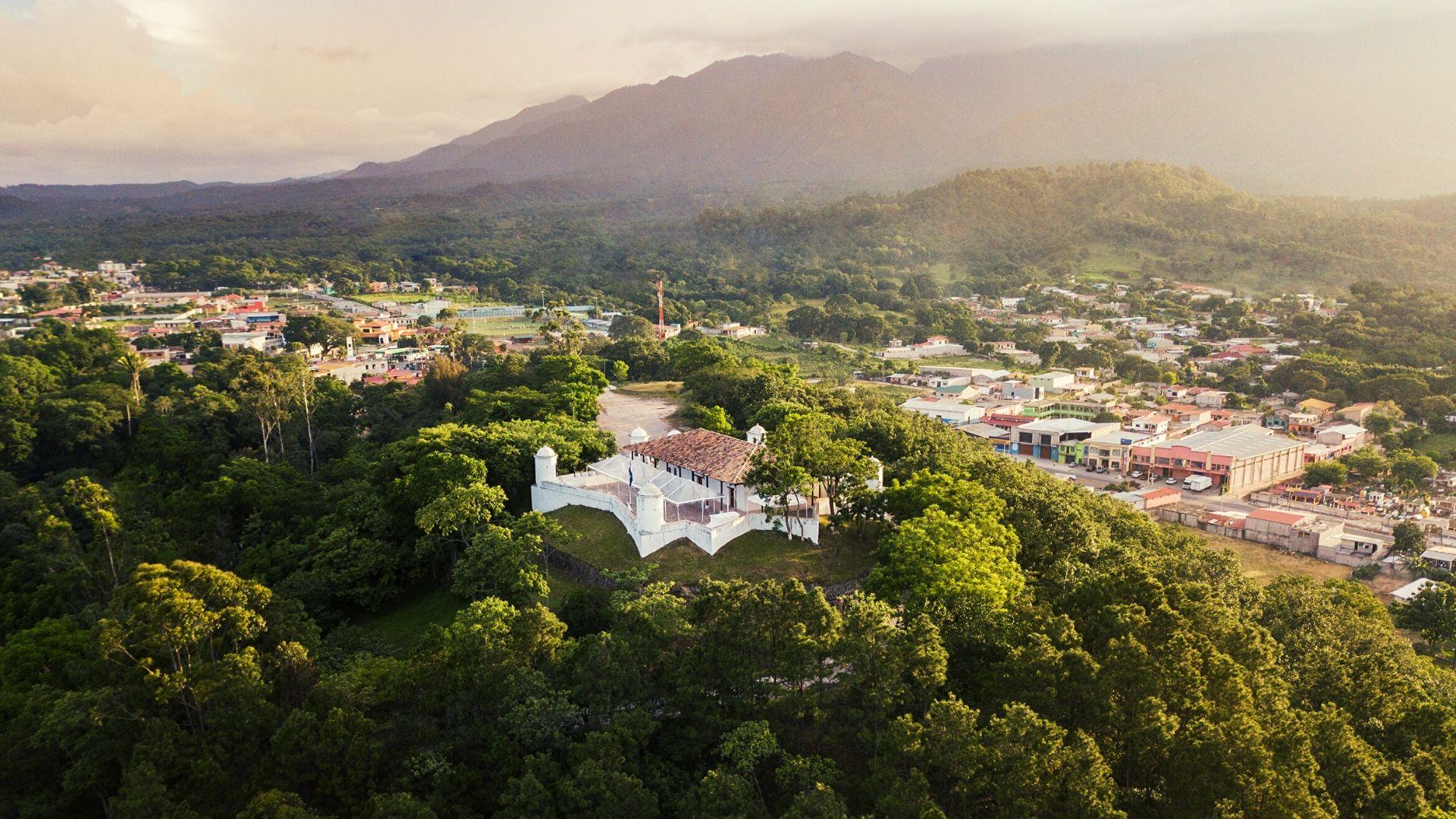 Fuerte de San Cristóbal, la antigua Capital de Nueva España