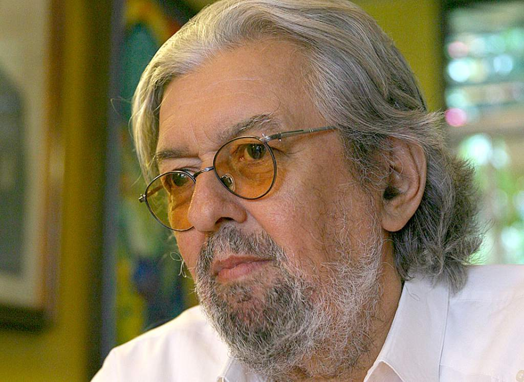 Biografía de Rigoberto Paredes