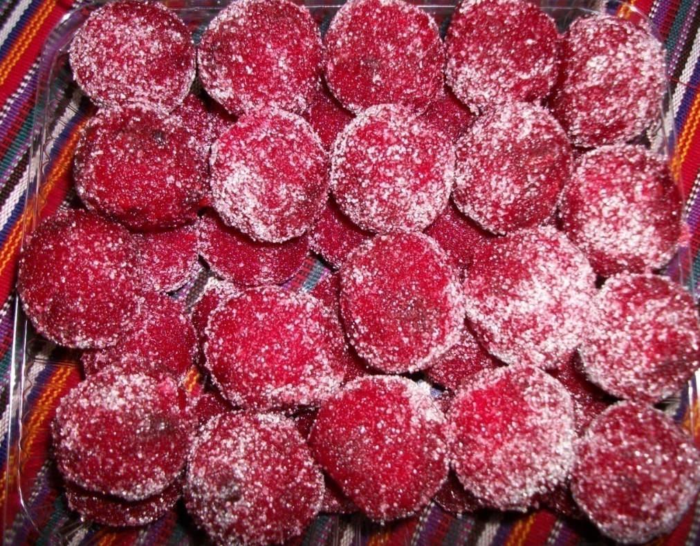 Receta de Dulce de tamarindo hondureño