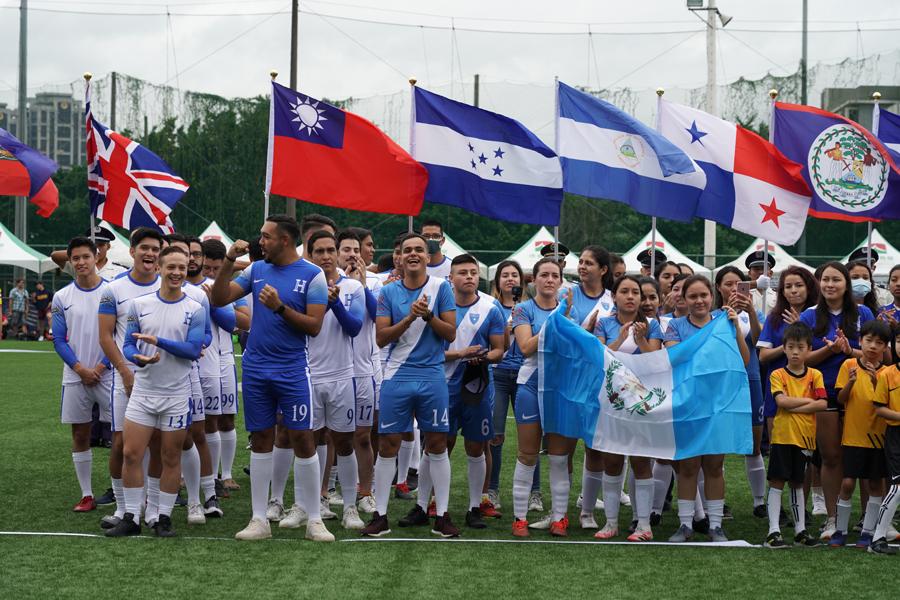 Hondureño Fernando Ramos organiza Copa América Taiwán