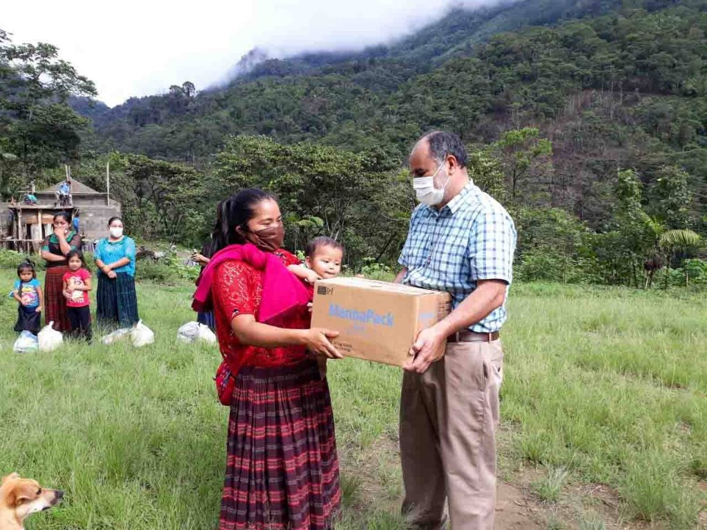 Food For the Poor envía donaciones a Honduras
