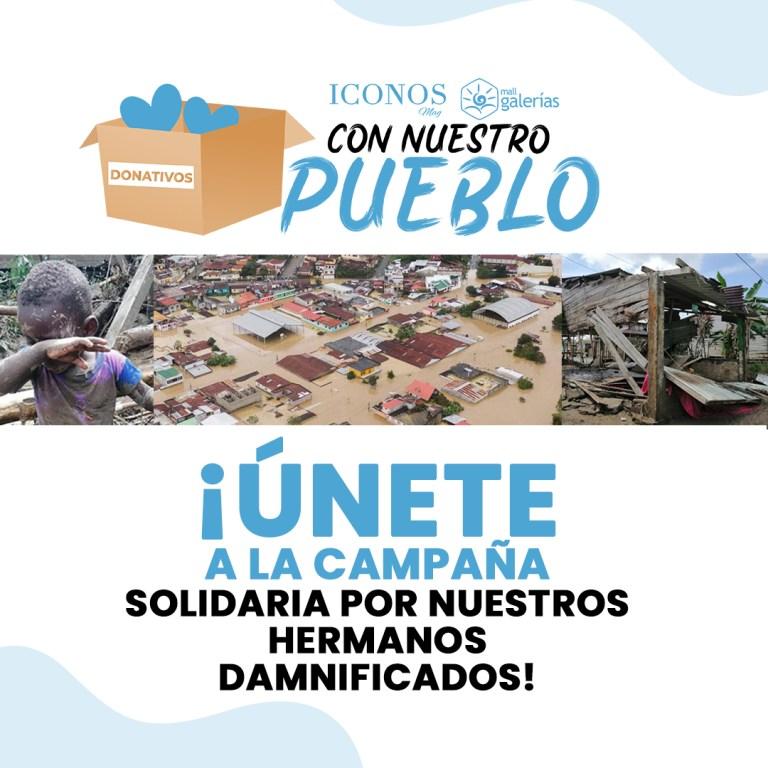 Iconos Mag y Mall Galerías crean campaña solidaria en Honduras