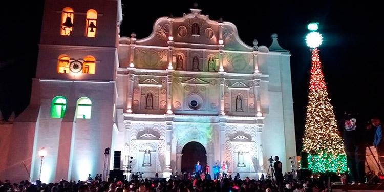 Las 12 campanadas de Comayagua, tradición hondureña en año nuevo
