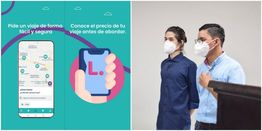 Selt, aplicación creada por hondureños para mejorar el transporte