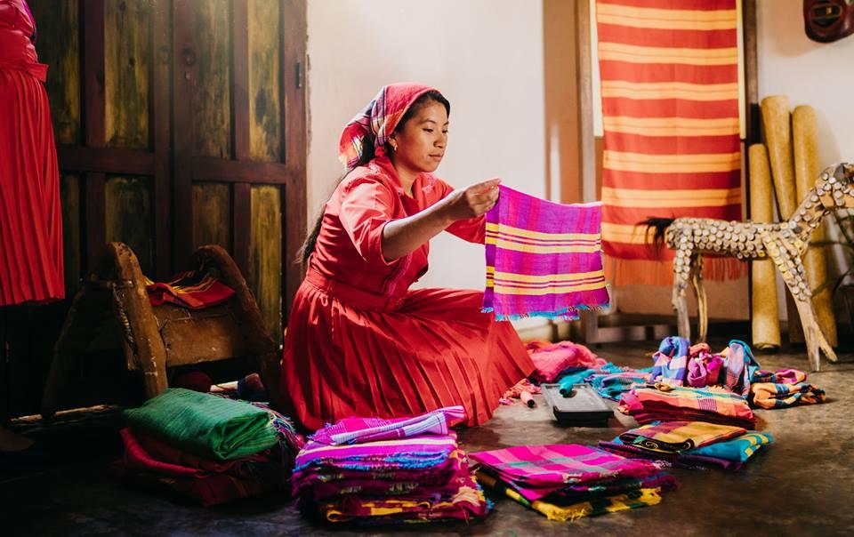 Crean expo-feria de artesanos lencas en Honduras