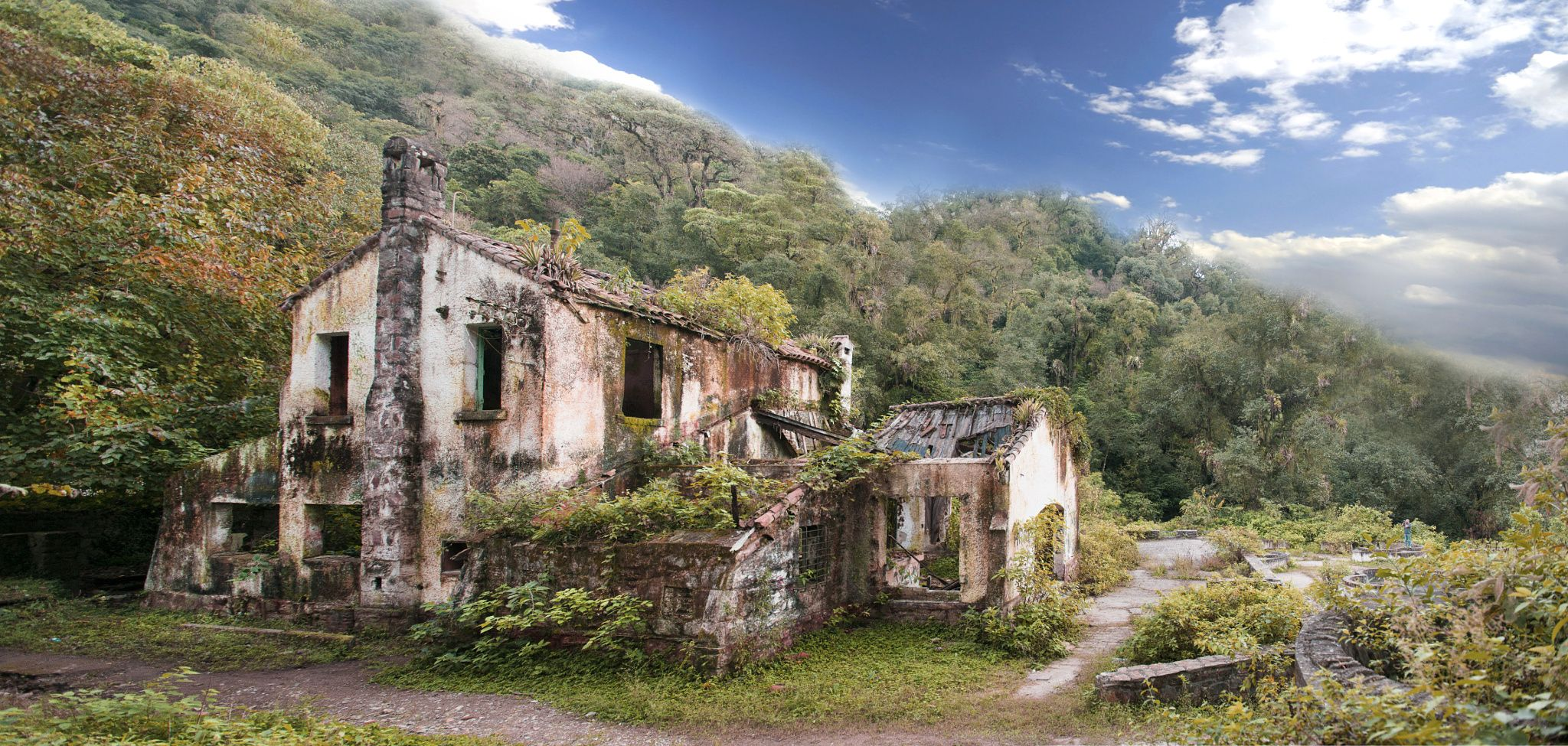 La leyenda del fantasma del Cerro Picacho