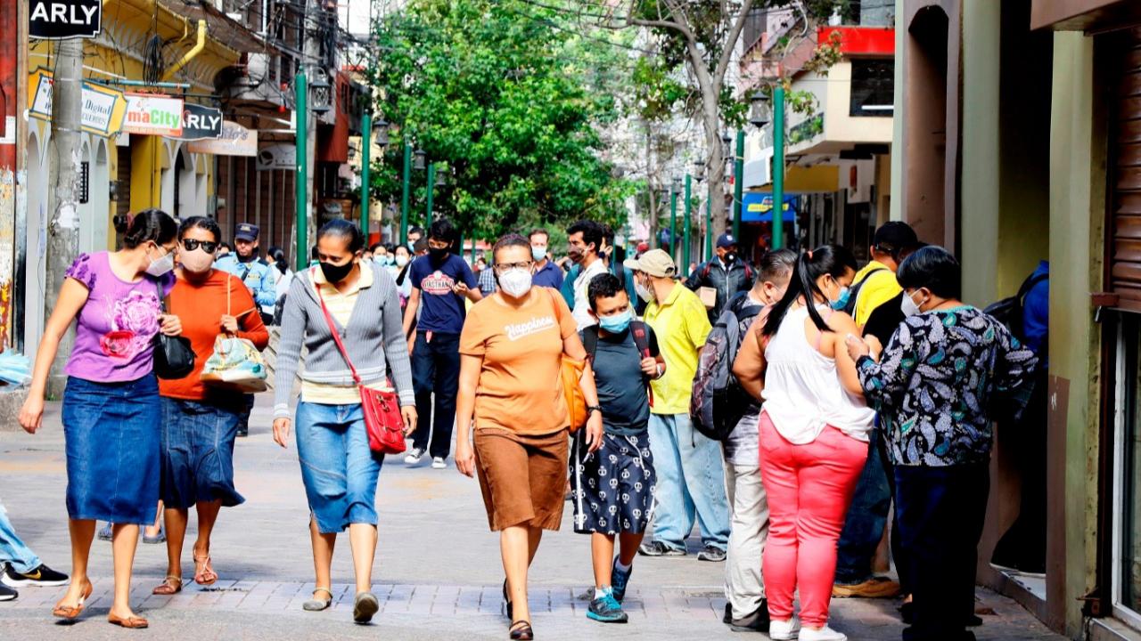 Horarios de circulación de Navidad en Honduras