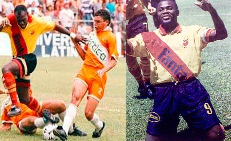 Biografía del futbolista Nicolás Suazo