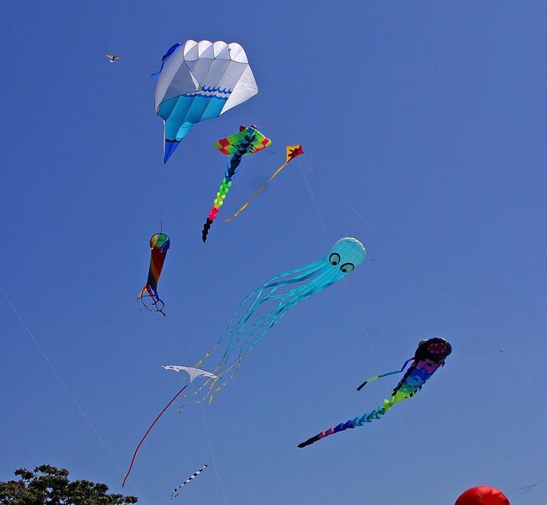 Volar barrilete, tradición hondureña