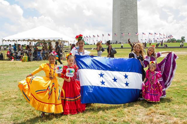 Día de las Américas en Honduras