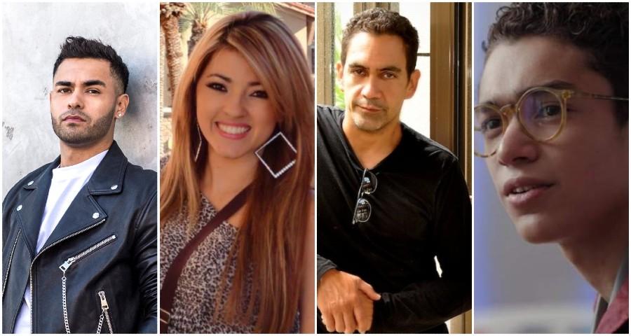 Hondureños que han destacado en series internacionales