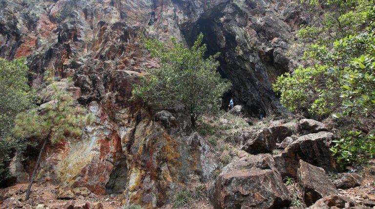 Minas de Guasucarán, la joya de Ojojona