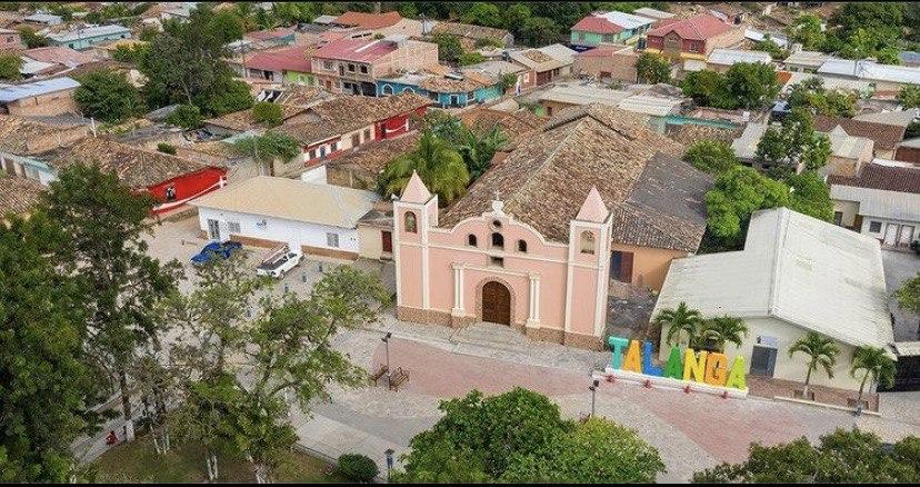 Municipio de Talanga del departamento Francisco Morazán