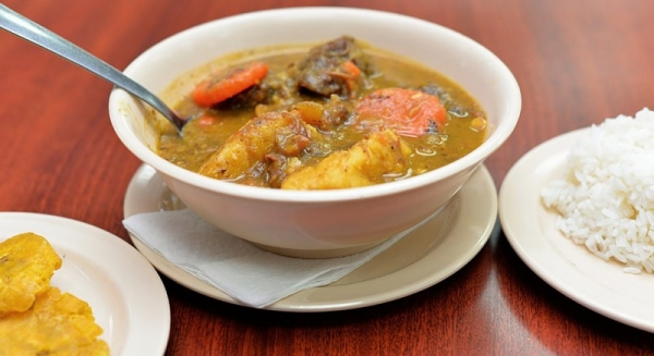 Receta Sopa Luk luk, platillos típicos de Honduras