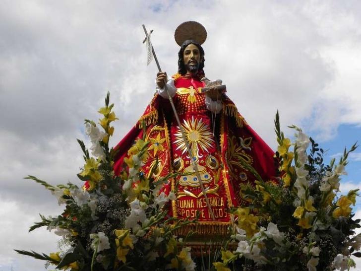 Feria Santo Patrón de San Juan Bautista