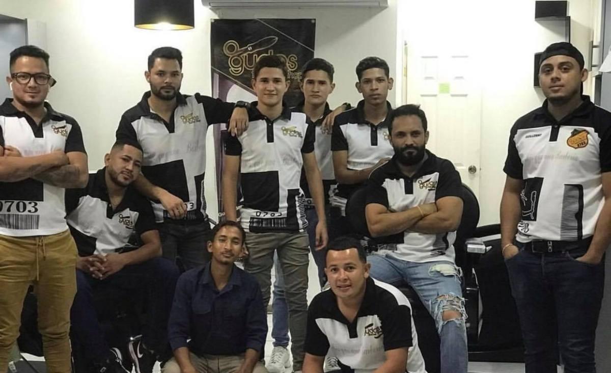 Hondureño Cristian Merlo es el ganador de concurso europeo de barberos