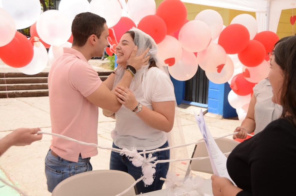 Celebración Día de San Valentín en Honduras