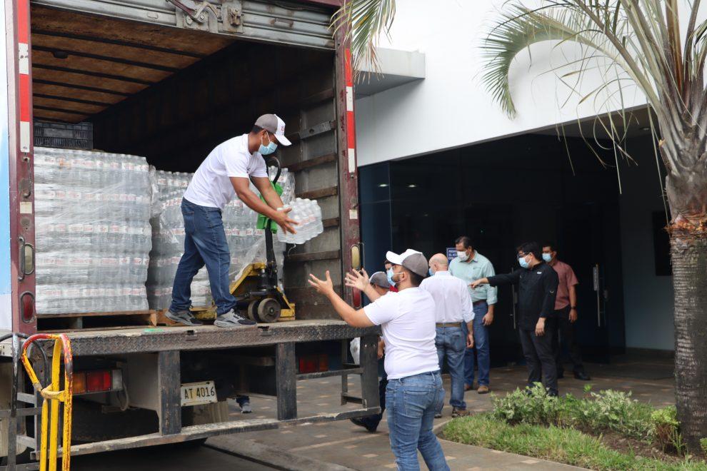 Coors Light apoya a damnificados por Eta e Iota en Honduras