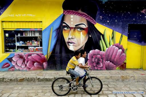 18 países participarán en Guancasco Muralista en Honduras