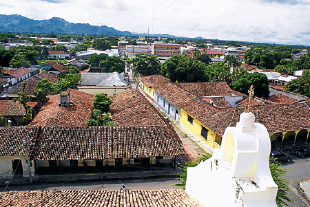 Ciudades y pueblos coloniales de Honduras