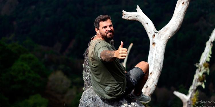 Influencer croata recorre lo mejor de Honduras