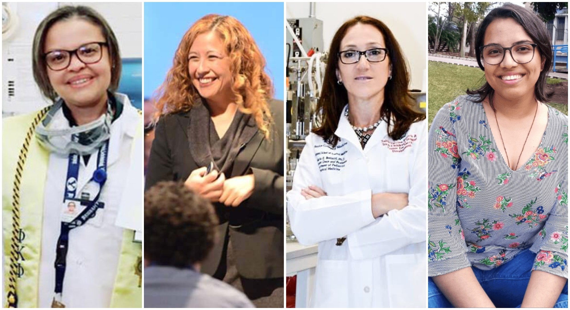Hondureñas que destacan en la ciencia a nivel internacional
