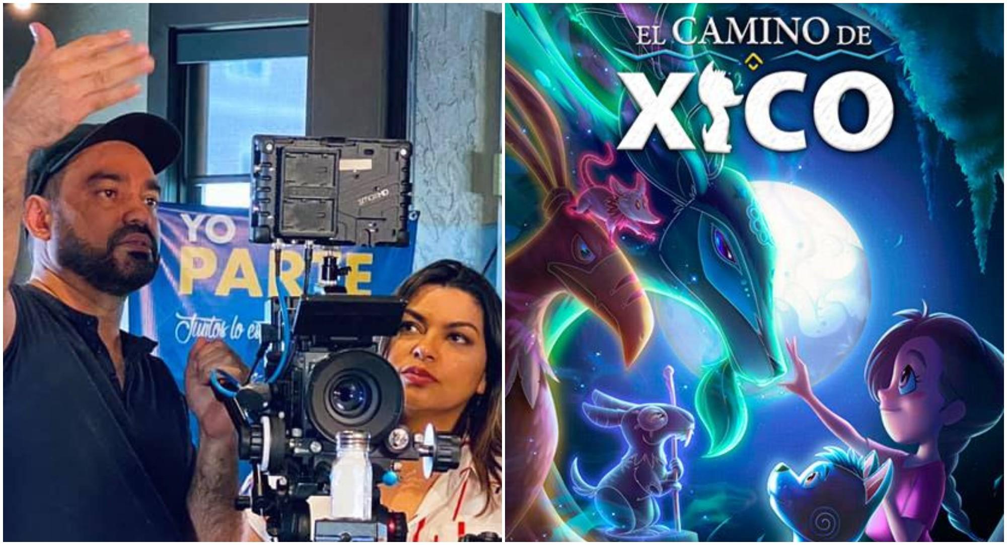 Estudio hondureño Cg Artist, participó en película El Camino de Xico