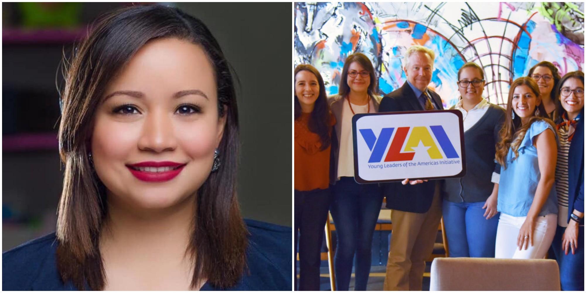 Merary García estará en Young Leaders of the America Initiative