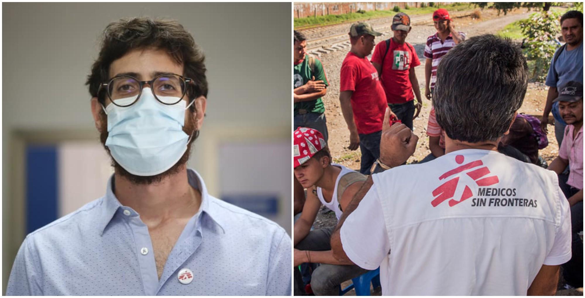 Médicos Sin Fronteras velarán por la salud mental en Cortés, Honduras