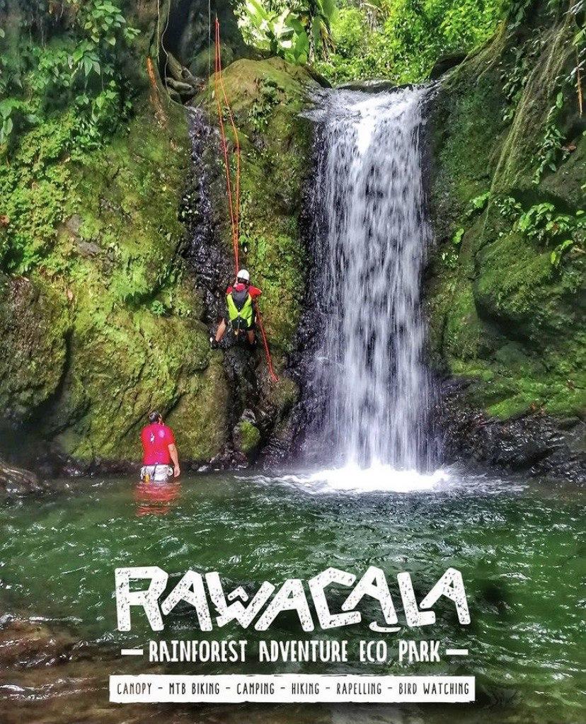 Parque ecológico Rawacala, El Paraíso