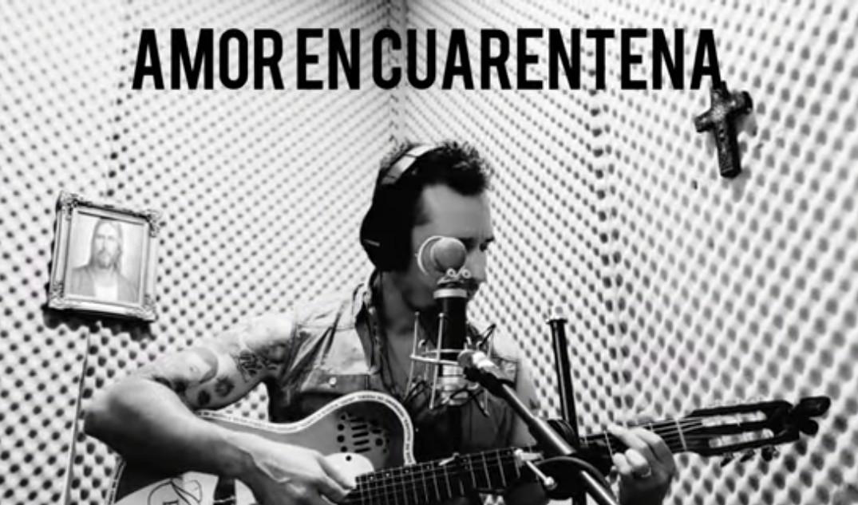 Polache presenta su nuevo sencillo «Amor en cuarentena»