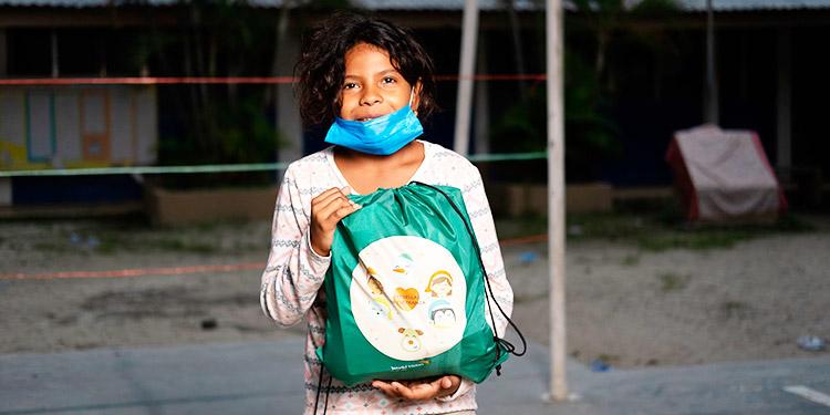 Visión Mundial realizará donación para la educación en Intibucá