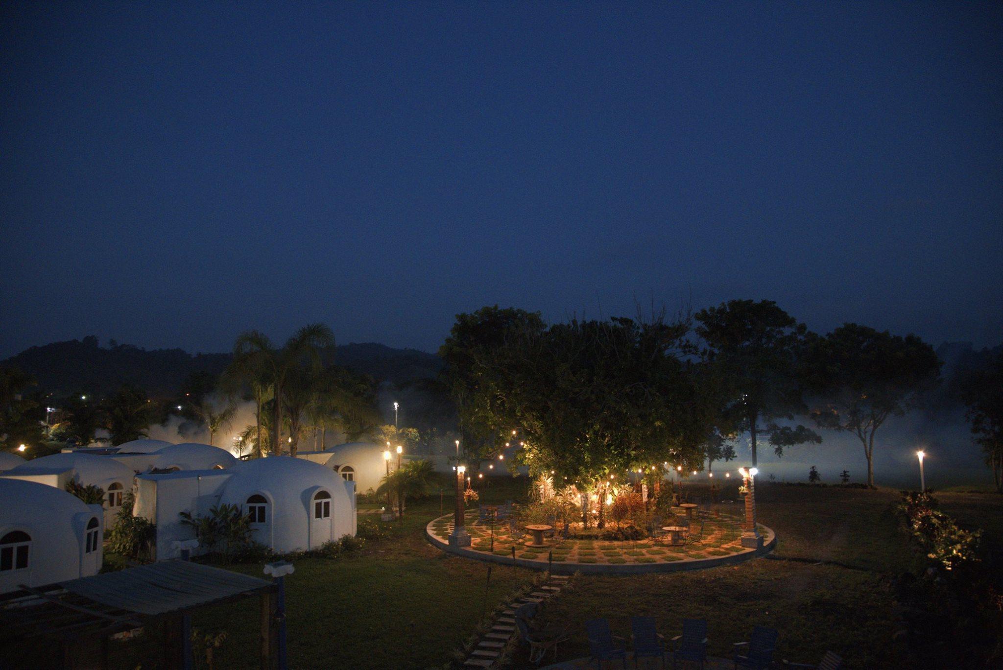 Agualpa Domos y Cabañas, un novedoso hotel cerca del Lago Yojoa
