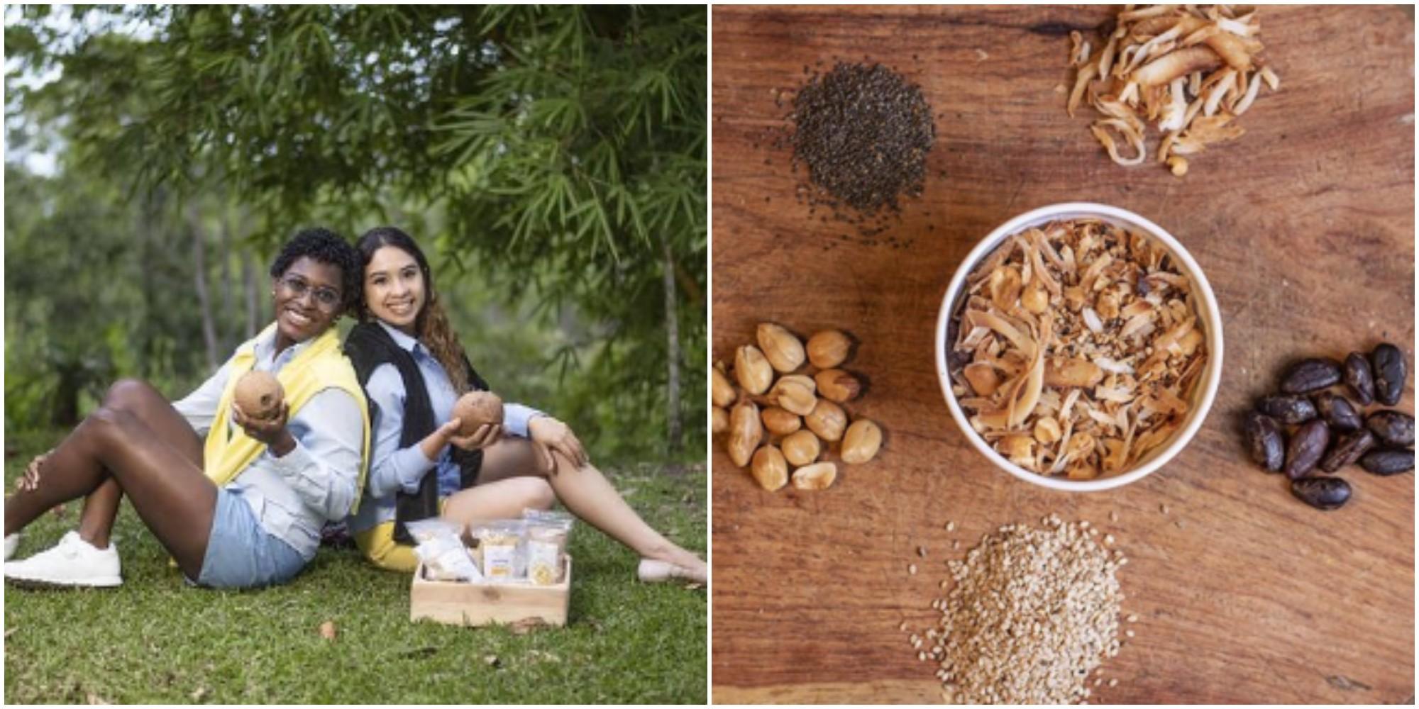 Nutriólogas hondureñas emprenden con snacks saludables