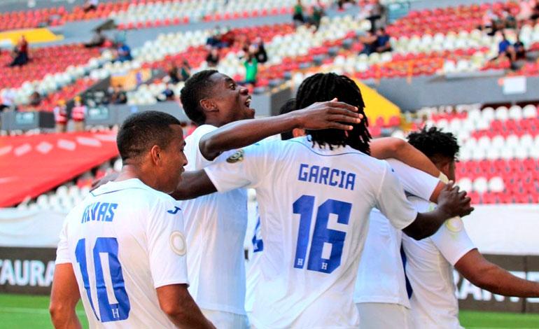 Honduras vence a Estados Unidos y clasifica a los Juegos Olímpicos