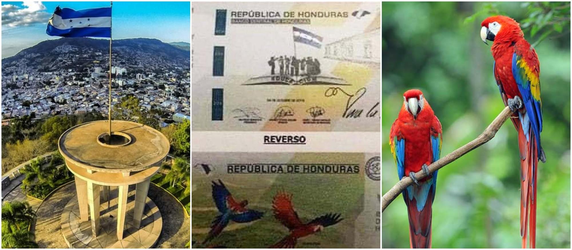 Lanzan billete de 200 lempiras por el Bicentenario en Honduras