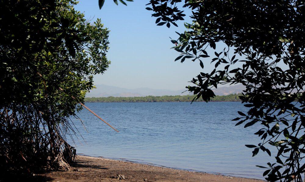 Isla del amor en San Lorenzo, Valle