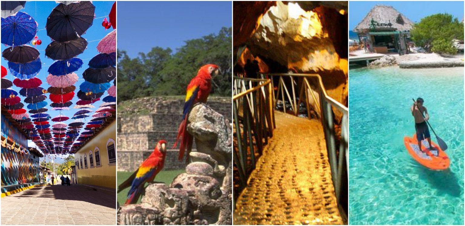 Forbes destaca la convocatoria de las 30 Maravillas de Honduras