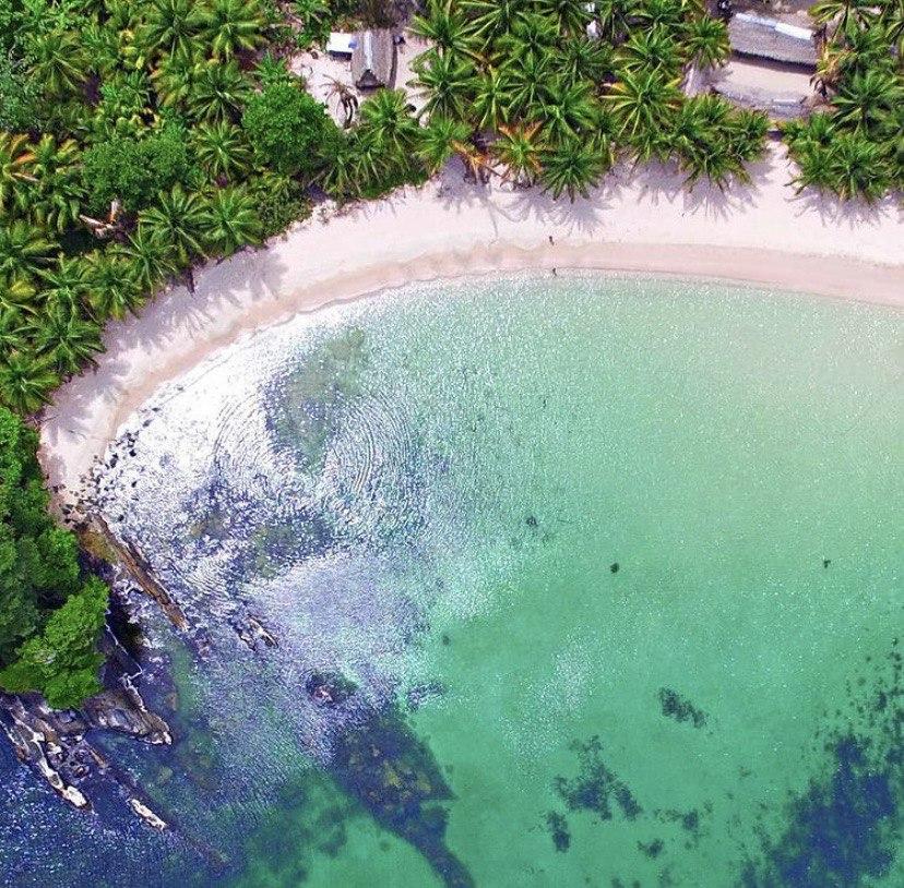 Lugares y datos interesantes sobre Punta Sal, Tela