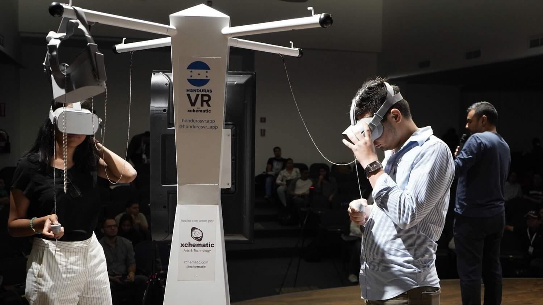 UNAH será líder del istmo en desarrollo de realidad virtual