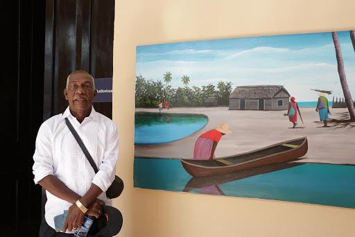 Pintor hondureño Cruz Bermúdez, expondrá sus obras en México