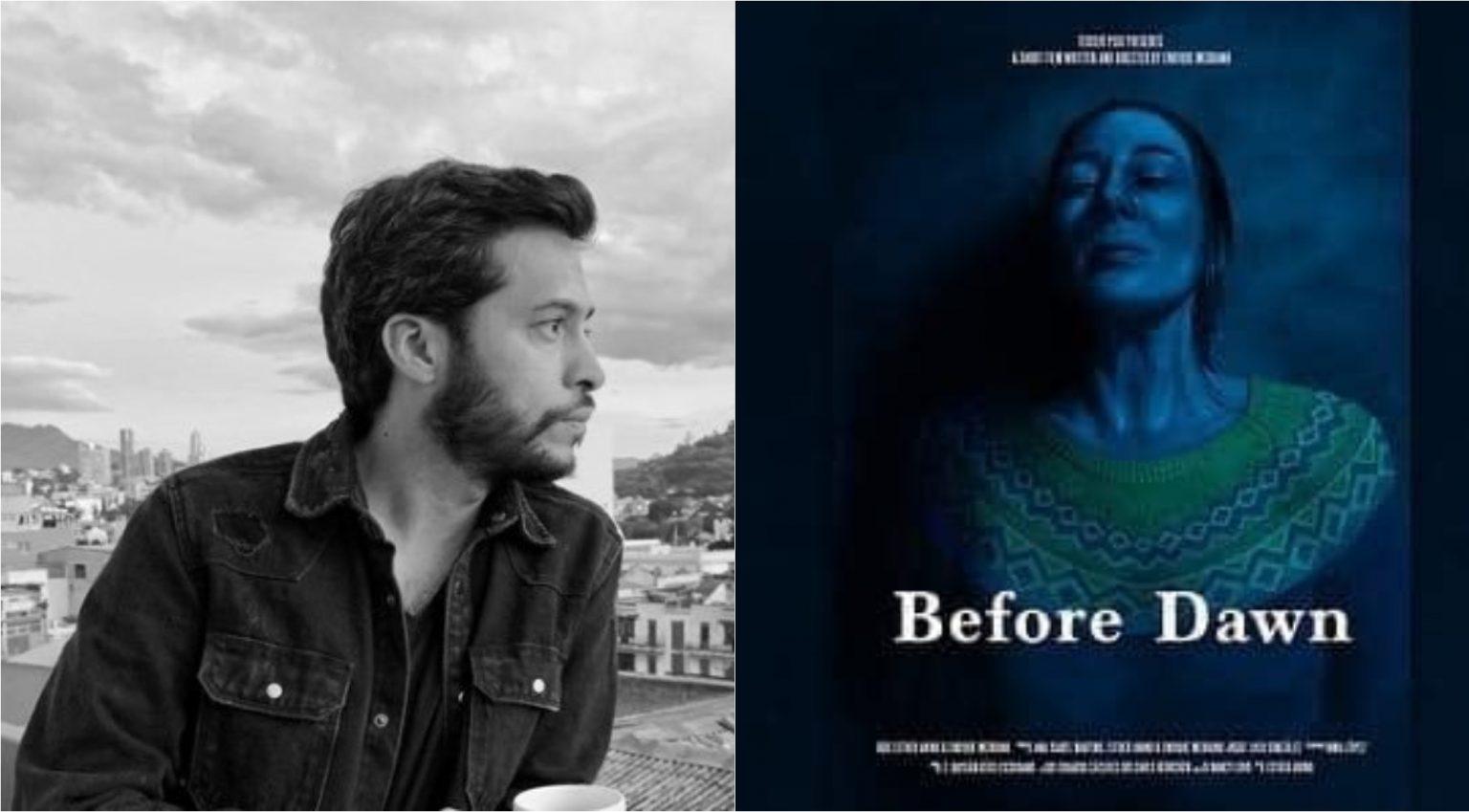 Cortometraje del hondureño Enrique Medrano se estrenó en Francia