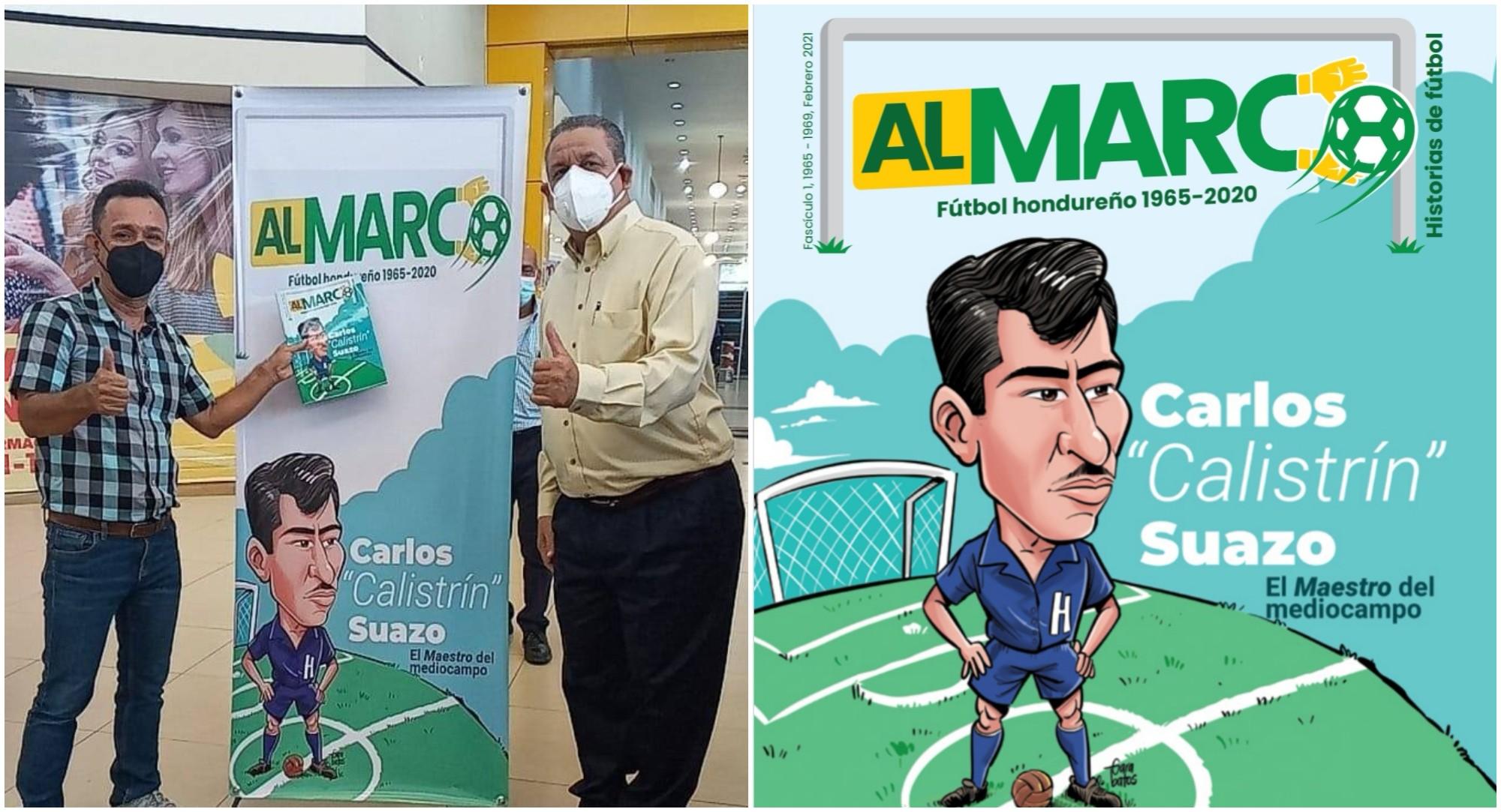 «Al Marco», la nueva revista que narra la historia del fútbol hondureño