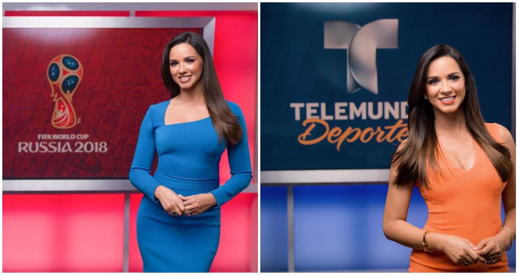 Ana Jurka es nominada a un Emmy de Personalidad Deportiva