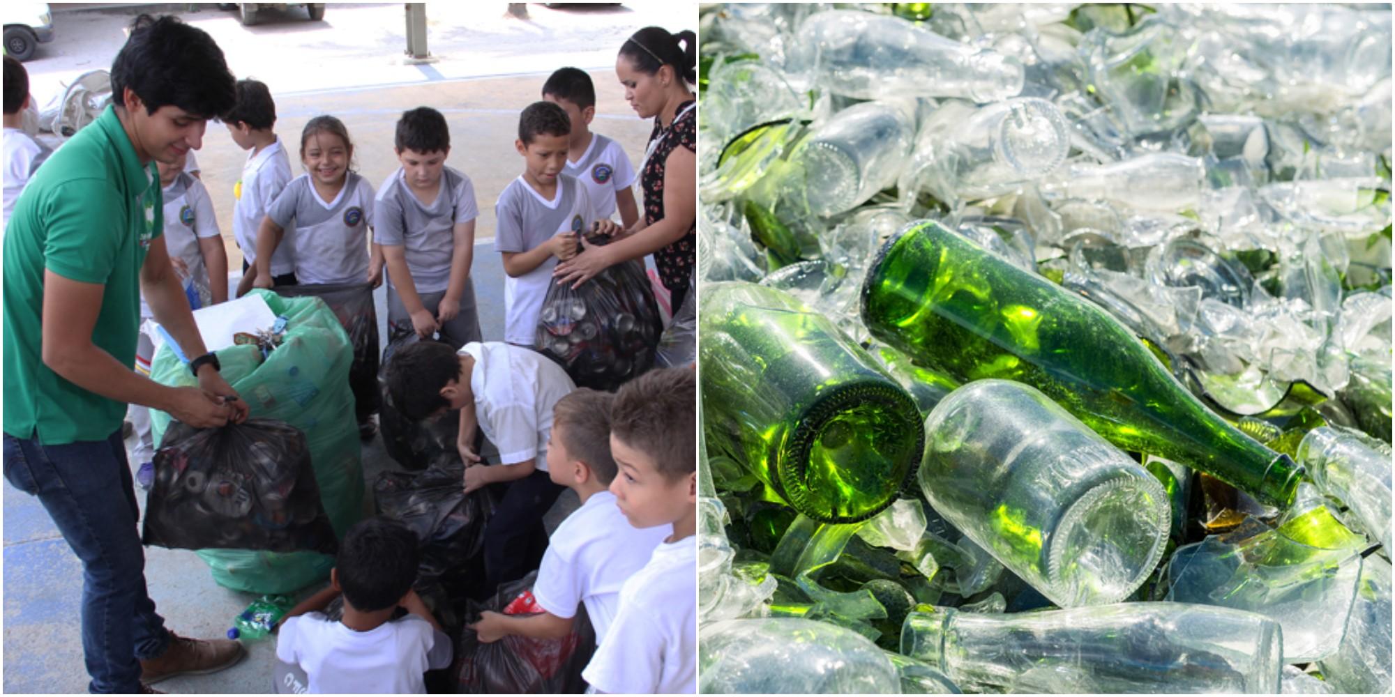 Hoy inicia la campaña de reciclaje de vidrio en San Pedro Sula