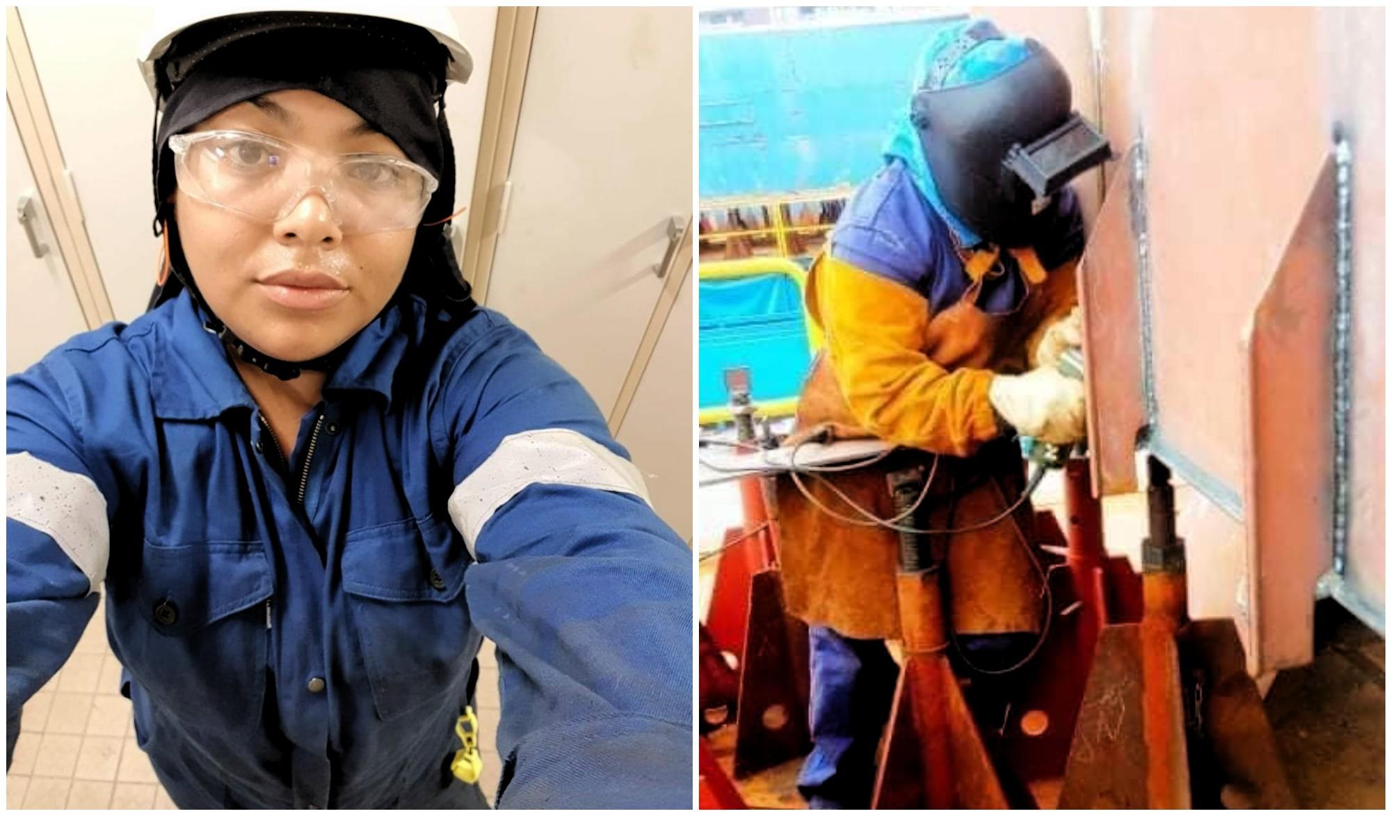 Hondureña triunfa en fabricación y reparación de buques en España