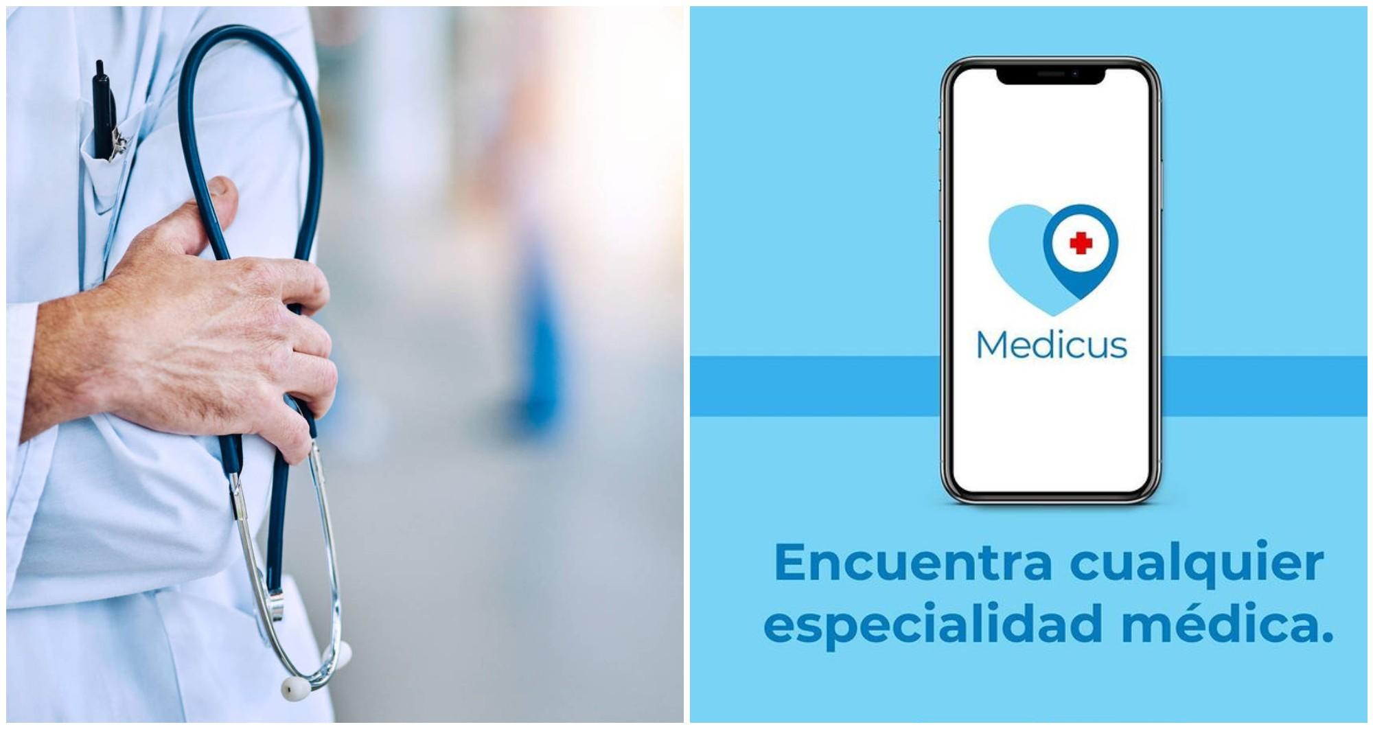 Medicus HN: nueva aplicación médica en Honduras