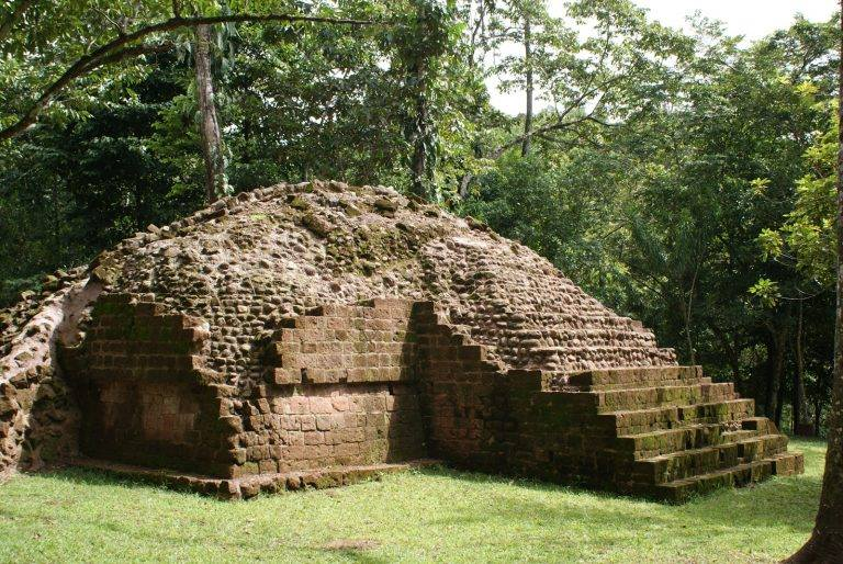 Parque Arqueológico Río Amarillo de Copán