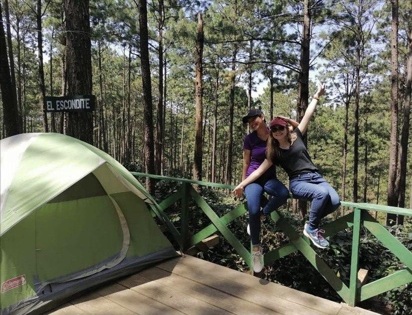 Eco-finca La Bendición, acampar de una forma divertida